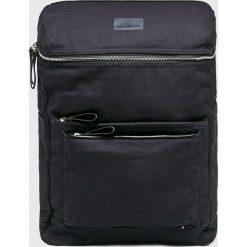 Strellson - Plecak. Czarne plecaki męskie Strellson, z materiału. W wyprzedaży za 339,90 zł.
