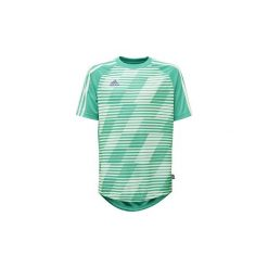 T-shirty z krótkim rękawem Dziecko  adidas  Koszulka Tango Graphic. Zielone bluzki dziewczęce z krótkim rękawem Adidas. Za 129,00 zł.