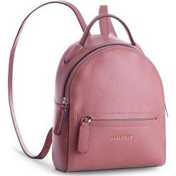Plecak COCCINELLE - CF8 Clementine Soft E1 CF8 54 01 01 Argile P01. Czerwone plecaki damskie marki Coccinelle, ze skóry, klasyczne. W wyprzedaży za 799,00 zł.
