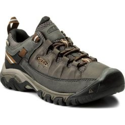 Buty trekkingowe męskie: Keen Buty męskie TARGHEE III WP Black Olive/ Golden Brown r.  42 (1017784)