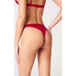 Andrea Hedenstedt x NA-KD Dół bikini - Red. Czerwone bikini Andrea Hedenstedt x NA-KD. W wyprzedaży za 36,57 zł.