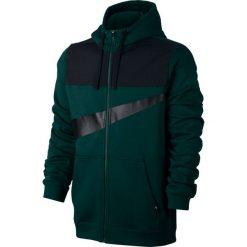 Bluza Nike NSW hoodie Fleece (861712-332). Szare bluzy męskie marki Nike, m, z bawełny. Za 139,99 zł.