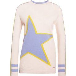 Bogner HAZEL Sweter marine. Szare swetry klasyczne damskie marki Bogner, m, z nadrukiem, z bawełny. W wyprzedaży za 587,60 zł.
