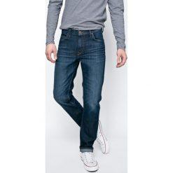 Lee - Jeansy Rider. Niebieskie jeansy męskie slim Lee. W wyprzedaży za 239,90 zł.