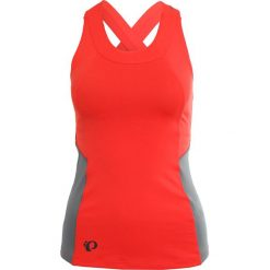 Pearl Izumi JOURNEY Koszulka sportowa poppy red/smoked pearl. Czerwone t-shirty damskie Pearl Izumi, m, z elastanu. W wyprzedaży za 188,30 zł.