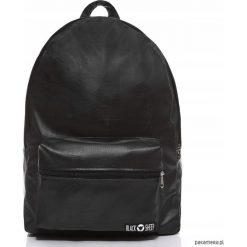 Plecak damski skórzany czarny Black Sheep. Czarne plecaki damskie Pakamera, z jeansu, sportowe. Za 169,00 zł.
