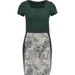 Sukienki hiszpanki: Smash MAGNOLIA Sukienka letnia dark green