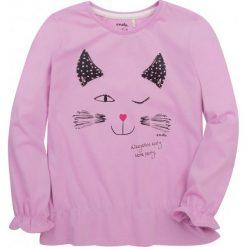Bluzki dziewczęce: Bufiasta bluzka dla dziewczynki 9-13 lat