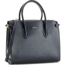 Torebka FURLA - Pin 948719 B BLS1 B30  Blu d. Niebieskie torebki klasyczne damskie marki Furla, ze skóry, duże. Za 1149,00 zł.