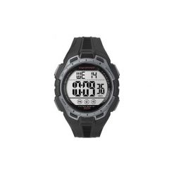 Pulsometr zegarek sportowy Timex Marathon. Brązowe zegarki męskie Timex, sztuczne. Za 119,00 zł.