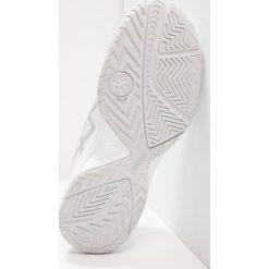 Buty sportowe damskie: ASICS GELDEDICATE 5 Obuwie multicourt white/silver