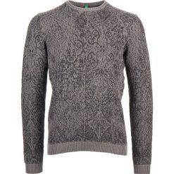 Swetry męskie: Sweter w kolorze szarym