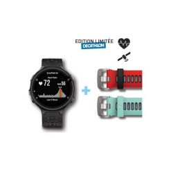 Zegarek GPS Forerunner 235 HRM. Czarne zegarki damskie Garmin. Za 999,99 zł.