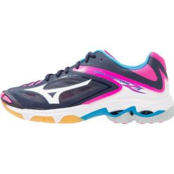Buty sportowe damskie: Mizuno WAVE LIGHTNING Z3 Obuwie do siatkówki peacoat/white/pink glow