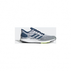 Buty do biegania adidas  Buty Pureboost DPR. Białe buty do biegania męskie Adidas. Za 599,00 zł.