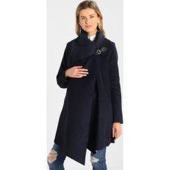 Płaszcze damskie pastelowe: bellybutton COAT 1/1 SLEEVES Płaszcz wełniany /Płaszcz klasyczny black iris/blue