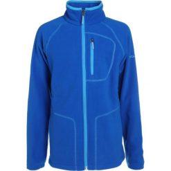 Columbia FAST TREK II FULL ZIP Kurtka z polaru super blue/riptide. Białe kurtki dziewczęce sportowe marki Patrizia Pepe, z bawełny. Za 129,00 zł.