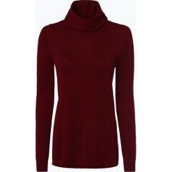 Marie Lund - Damski sweter z wełny merino, czerwony. Czerwone golfy damskie Marie Lund, l, z dzianiny. Za 229,95 zł.