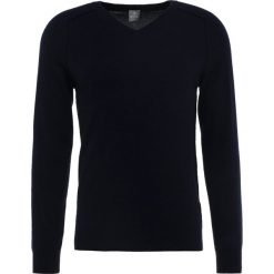 Swetry klasyczne męskie: FTC Cashmere PULLOVER Sweter midnight