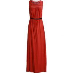 Sukienki: mint&berry Długa sukienka red ochre