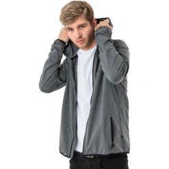 Bluzy męskie: 4f Bluza męska H4L18-BLM004 szara r. XXL
