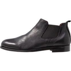 Lilimill CADY Ankle boot matrix nero. Czarne botki damskie na zamek lilimill, z materiału. Za 549,00 zł.