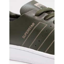 adidas Originals SUPERSTAR DECON Tenisówki i Trampki night cargo/utility black - 2