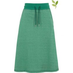 """Spódniczki rozkloszowane: Spódnica """"Maite"""" w kolorze zielonym"""