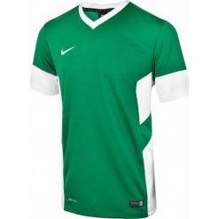 Nike Koszulka piłkarska Academy 14 zielono-biała r. M (588468-302). Białe koszulki sportowe męskie Nike, m. Za 55,12 zł.