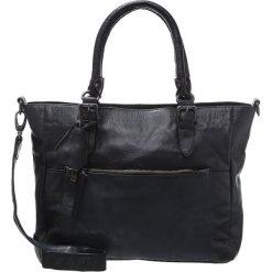 Legend MILANO Torba na zakupy black. Czarne shopper bag damskie Legend. W wyprzedaży za 539,25 zł.