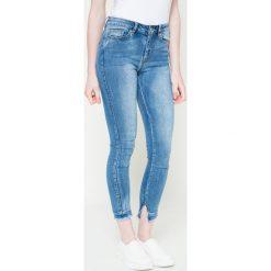 Noisy May - Jeansy. Niebieskie jeansy damskie rurki marki Noisy May. W wyprzedaży za 89,90 zł.