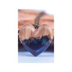 Naszyjniki damskie: Naszyjnik Blue Heart