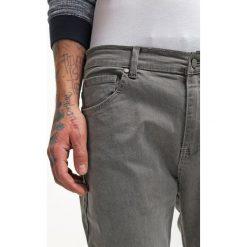 Jeansy męskie regular: YOURTURN Jeansy Relaxed Fit grey denim