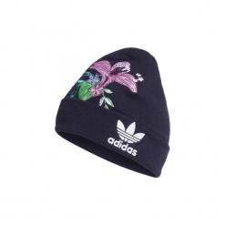 Czapki adidas  Czapka beanie Trefoil. Niebieskie czapki zimowe męskie Adidas. Za 119,00 zł.