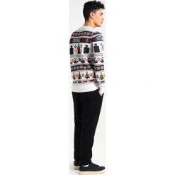 Swetry klasyczne męskie: Burton Menswear London CHRISTMAS SPIRIT Sweter nat