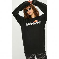 Ellesse - Bluza. Czarne bluzy z nadrukiem damskie marki Only Play, l, z bawełny, bez kaptura. Za 199,90 zł.