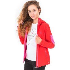 Salomon Kurtka damska Ranger Flame Scarlet czerwona r. L (392952). Szare kurtki sportowe damskie marki Salomon, z gore-texu, na sznurówki, outdoorowe, gore-tex. Za 359,99 zł.