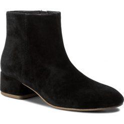 Botki VAGABOND - Jamilla 4530-040-20 Black. Czarne botki damskie skórzane marki Vagabond. W wyprzedaży za 329,00 zł.