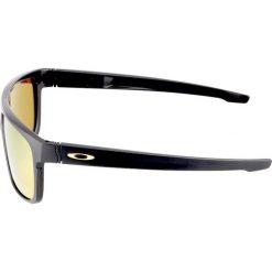 Oakley CROSSRANGE PATCH Okulary przeciwsłoneczne matte black/iridium. Czarne okulary przeciwsłoneczne damskie lenonki Oakley. Za 679,00 zł.