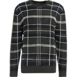 Tiger of Sweden PENNAS Sweter light ink. Brązowe swetry klasyczne męskie marki Tiger of Sweden, m, z wełny. W wyprzedaży za 503,40 zł.