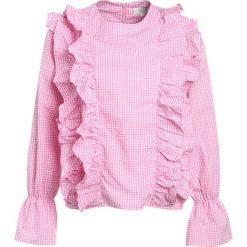 Bluzki asymetryczne: NORR SOPHIE Bluzka pink