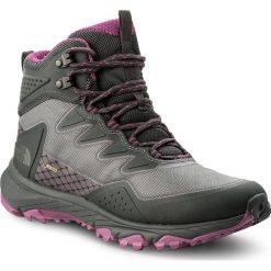 Buty trekkingowe damskie: Trekkingi THE NORTH FACE - Ultra Fastpack III Mid Gtx GORE-TEX T939IT4HV Dark Shadow Grey/Wild Aster Purple