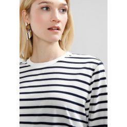 Bluzy damskie: Louche JAYTON Bluza white/navy