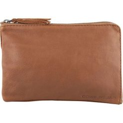 """Torby na laptopa: Skórzana torba """"Petworth"""" w kolorze jasnobrązowym na laptop – 25 x 18 x 1 cm"""