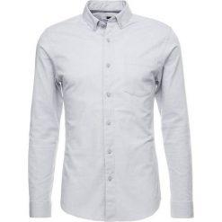 Koszule męskie na spinki: Topman MUSCLE FIT Koszula grey