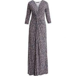 Ilse Jacobsen KIMO Długa sukienka pale mauve. Brązowe długie sukienki marki Alma en Pena, z materiału, na obcasie. Za 669,00 zł.