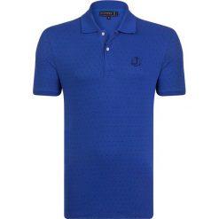 """Koszulki polo: Koszulka polo """"Tailor"""" w kolorze niebieskim"""
