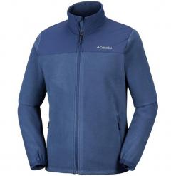 Columbia Bluza Męska Fast Trek Novelty Full Zip Fleece Collegiate Navy Xxl. Niebieskie bluzy męskie Columbia, m, z polaru. Za 239,00 zł.