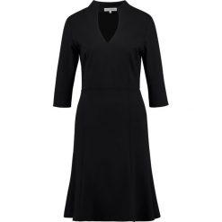 Sukienki: Second Female OMAMI DRESS Sukienka z dżerseju black