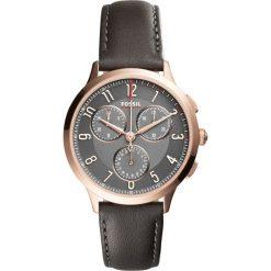 Zegarki damskie: Fossil ABILENE Zegarek chronograficzny grau
